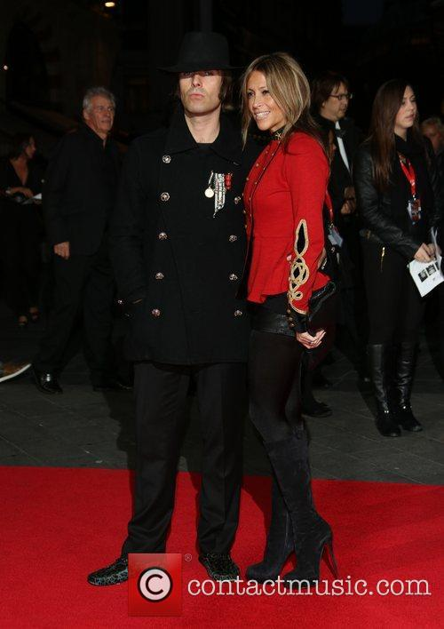 Liam Gallagher and Nicole Appleton 3