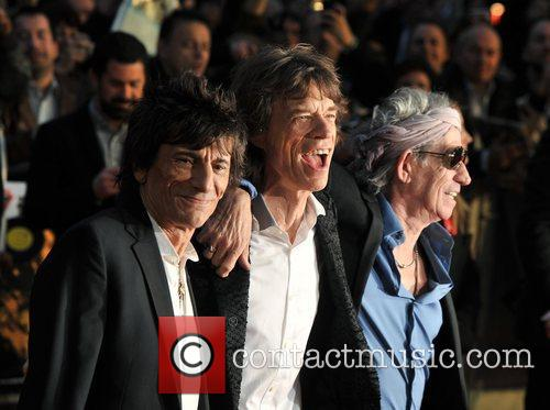 Ronnie Wood, Mick Jagger, Keith Richards and Rolling Stones 3