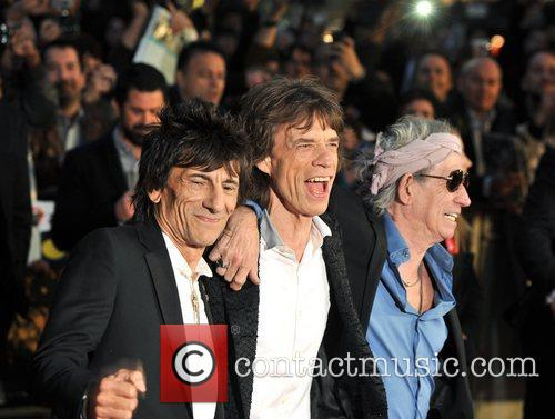 Ronnie Wood, Mick Jagger, Keith Richards and Rolling Stones 5