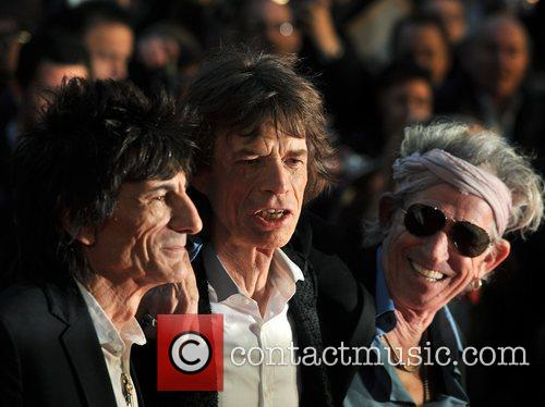 Ronnie Wood, Mick Jagger, Keith Richards and Rolling Stones 4