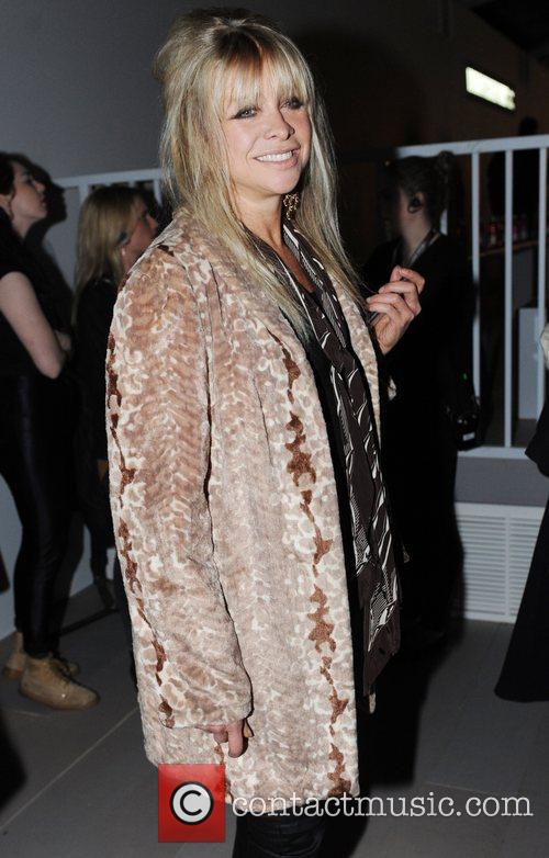 Jo Wood and London Fashion Week 2