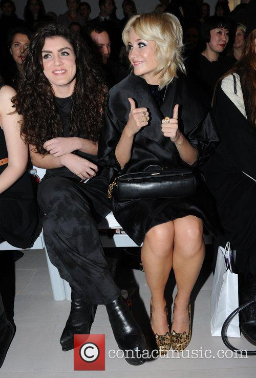 Pixie Lott and London Fashion Week 6