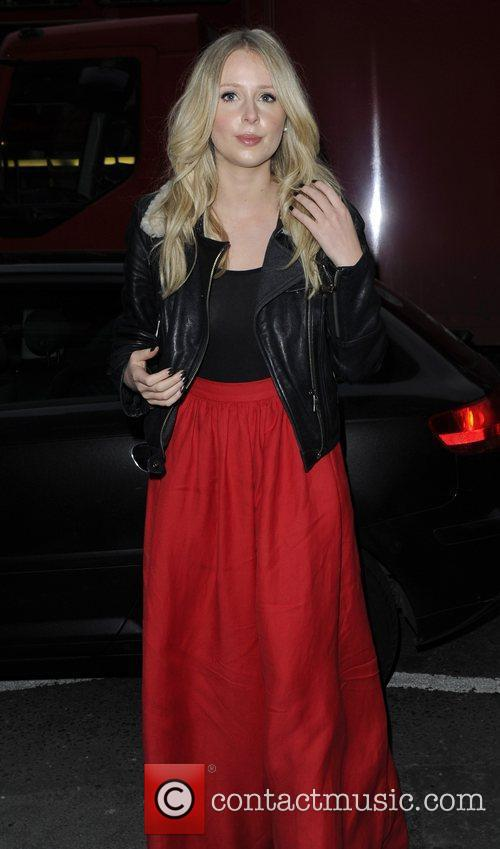 Diana Vickers and London Fashion Week 2