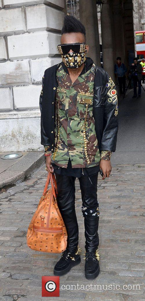 Guest and London Fashion Week 2