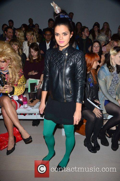 Guest London Fashion Week Autumn/Winter 2012 Ashish -...