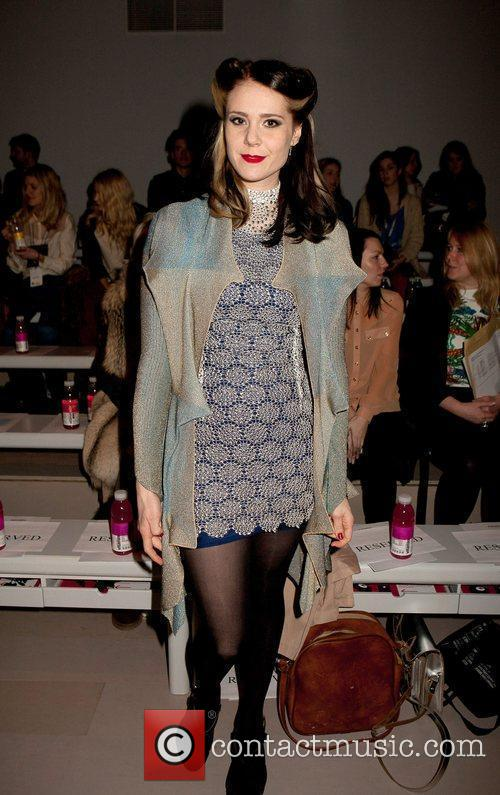 Kate Nash and London Fashion Week 3