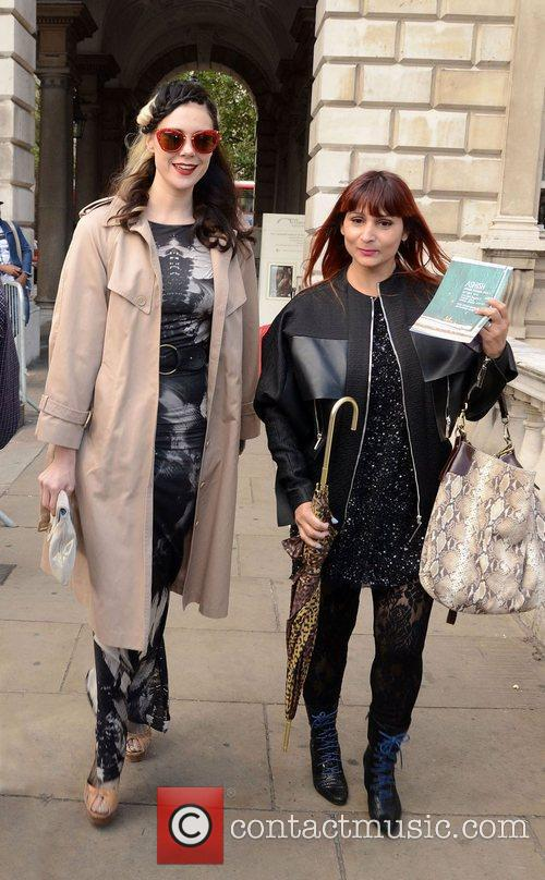 Kate Nash and London Fashion Week 4