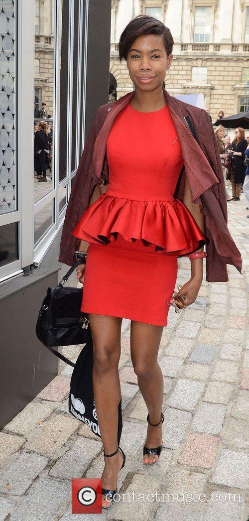 Tolula Adeyemi and London Fashion Week 5