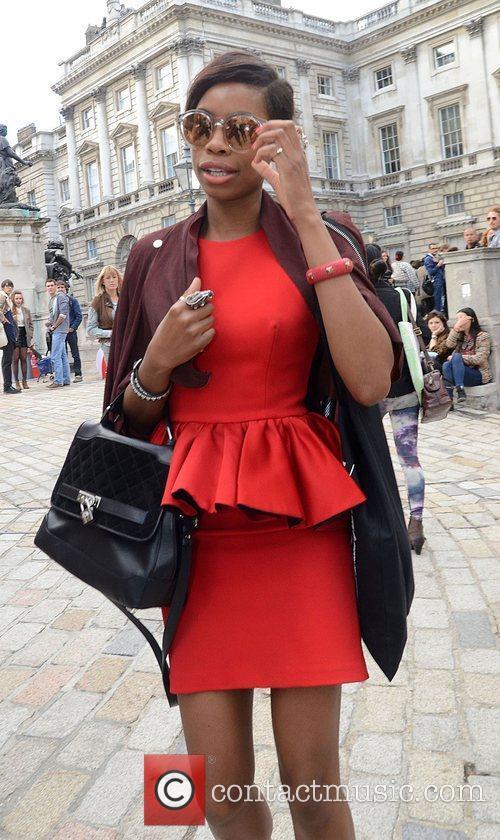 Tolula Adeyemi and London Fashion Week 2
