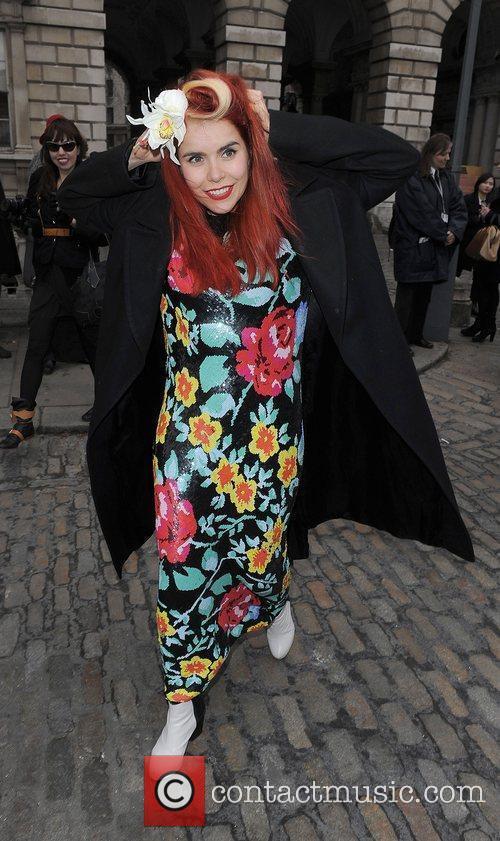 Paloma Faith and London Fashion Week 2