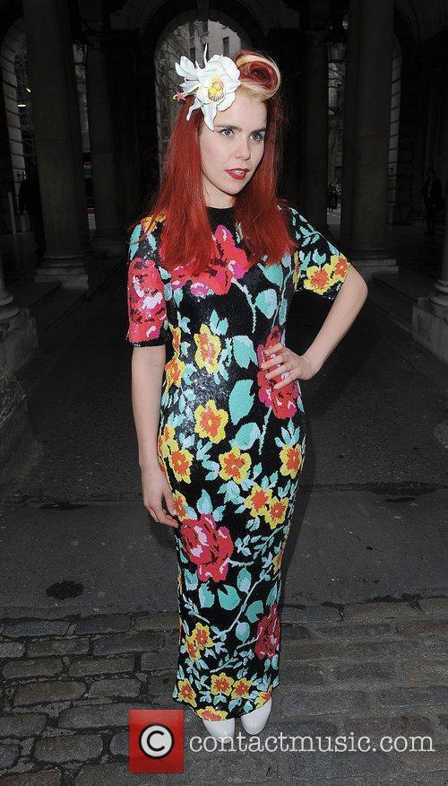 Paloma Faith and London Fashion Week 6