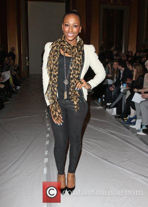 London Fashion Week - Autumn/Winter 2012 - Basso...