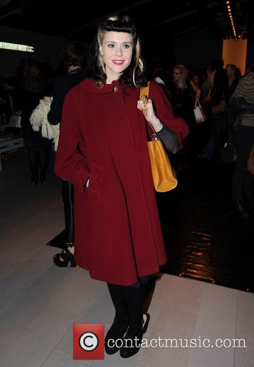 London Fashion Week - Autumn/Winter 2012 - Bora...