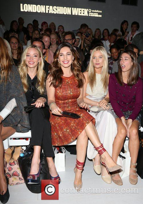 Noelle Reno, Kelly Brook and Laura Whitmore London...