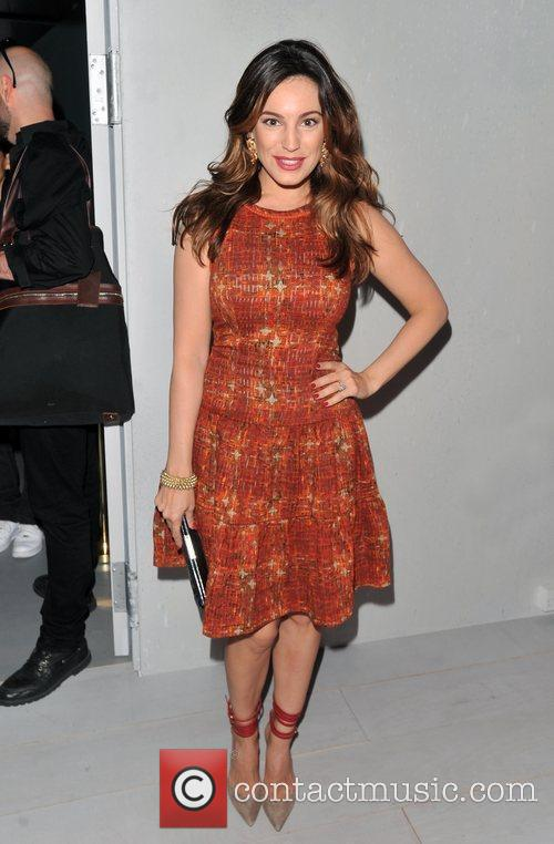 Kelly Brook and London Fashion Week 2