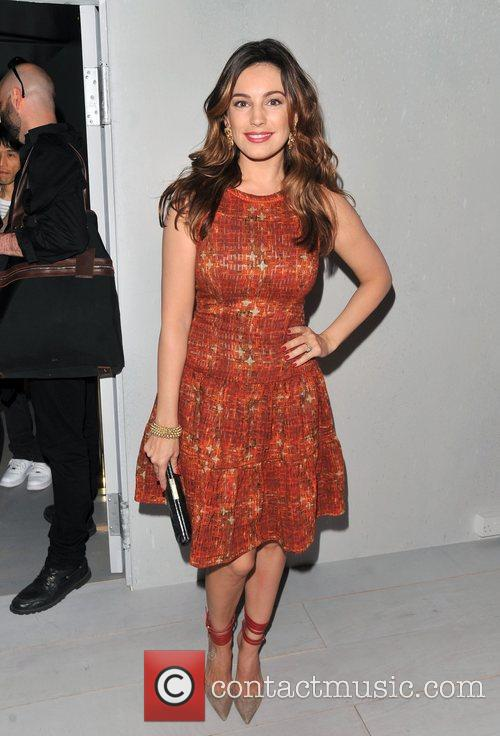 Kelly Brook and London Fashion Week 9