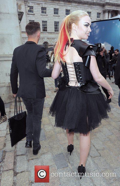London Fashion Week Autumn/Winter 2012 - Bora Asku...