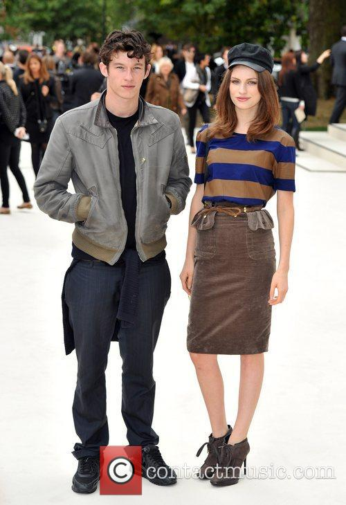 London Fashion Week: Burberry Spring/Summer 2012 Fashion Show...