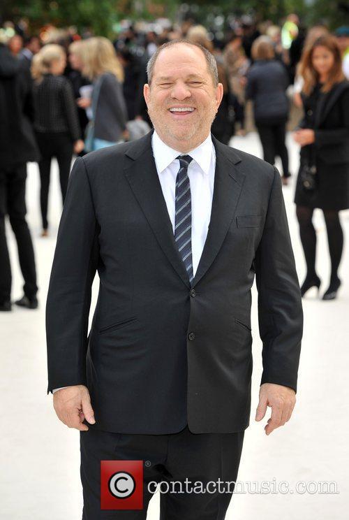 Harvey Weinstein and London Fashion Week 1