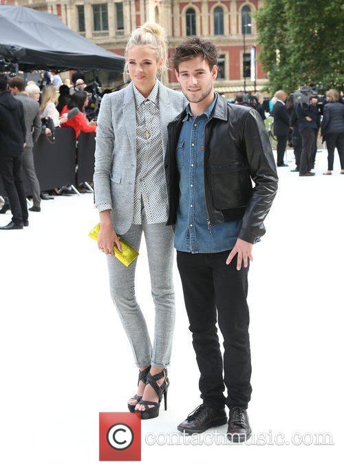 Gabriella Wilde, Roo Panes and London Fashion Week 4