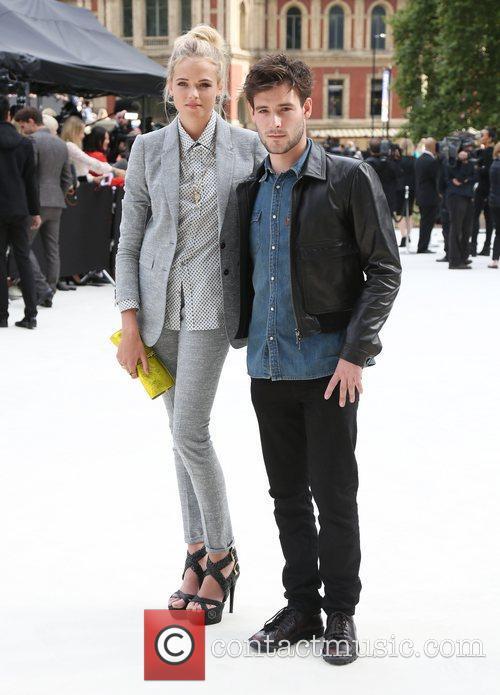 Gabriella Wilde, Roo Panes and London Fashion Week 5
