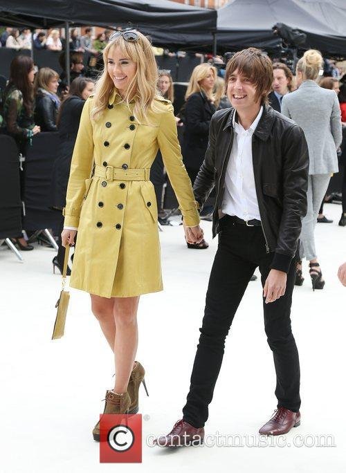 Suki Waterhouse, Miles Kane and London Fashion Week 1