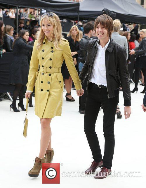Suki Waterhouse, Miles Kane and London Fashion Week 6