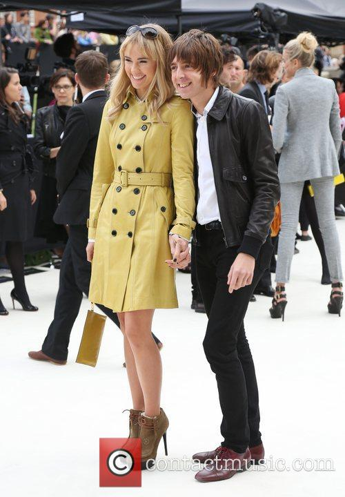 Suki Waterhouse, Miles Kane and London Fashion Week 5