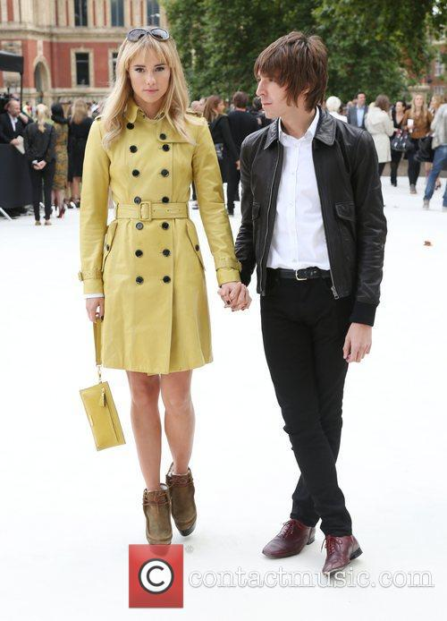Suki Waterhouse, Miles Kane and London Fashion Week 4