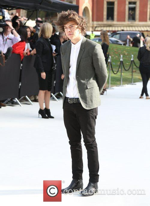 Harry Styles and London Fashion Week 2