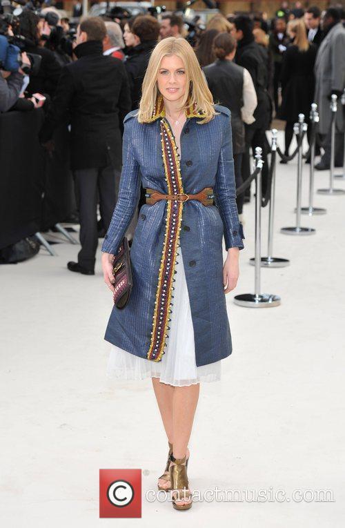 Donna Air and London Fashion Week 2