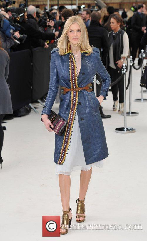 Donna Air and London Fashion Week 3