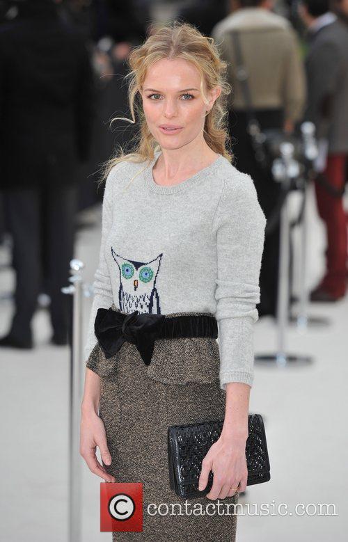 Kate Bosworth and London Fashion Week 3