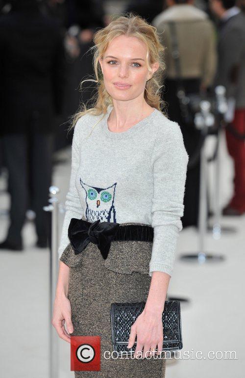 Kate Bosworth and London Fashion Week 5