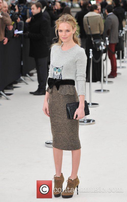 Kate Bosworth and London Fashion Week 6