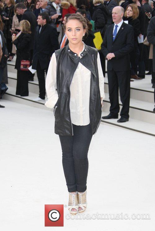 Chloe Green London Fashion Week - Autumn/Winter 2012...