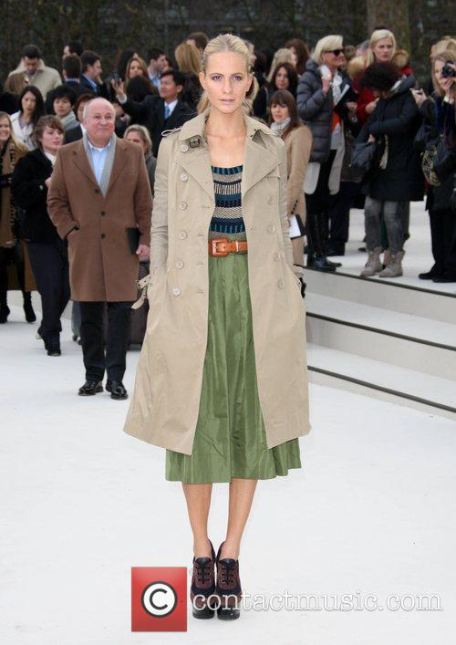 Poppy Delivigne London Fashion Week - Autumn/Winter 2012...