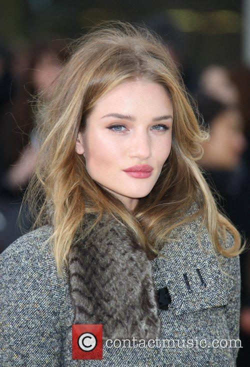 London Fashion Week - Autumn/Winter 2012 - Burberry...