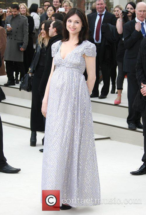 Sophie Ellis-bextor and London Fashion Week 9