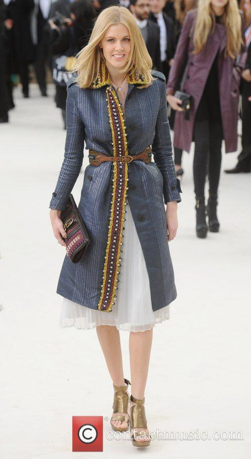 Donna Air and London Fashion Week 4