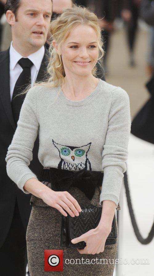 Kate Bosworth - London Fashion Week - Autumn/Winter...