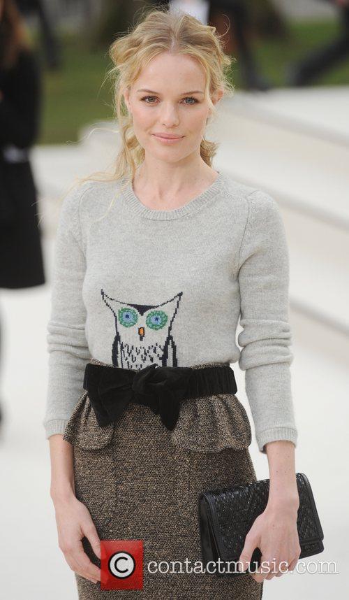 Kate Bosworth and London Fashion Week 9