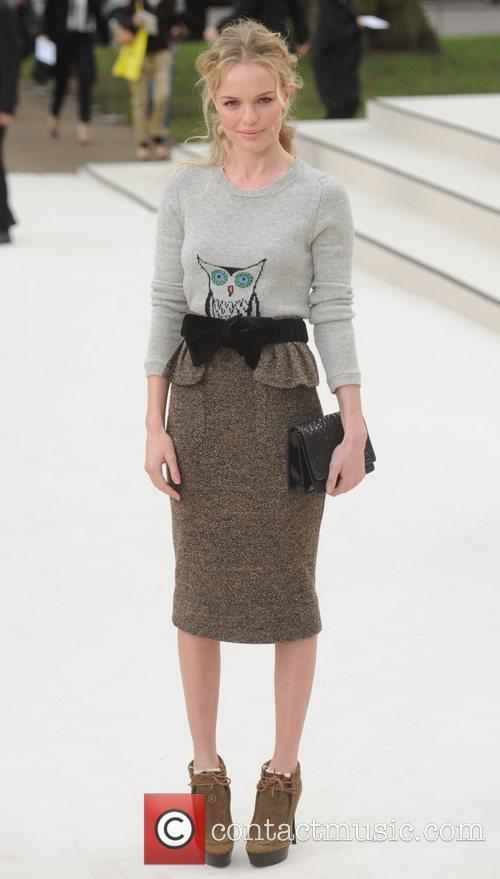 Kate Bosworth and London Fashion Week 10