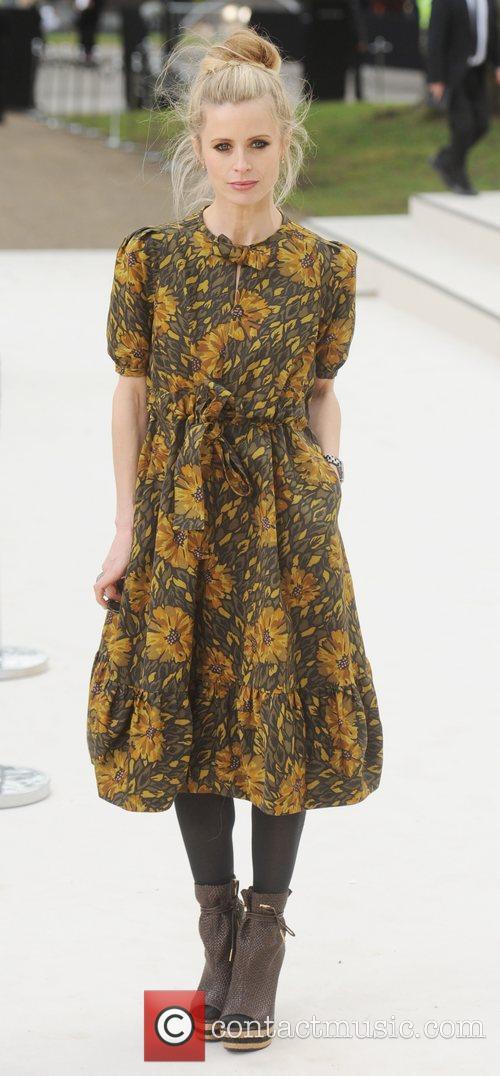 Laura Bailey and London Fashion Week 2