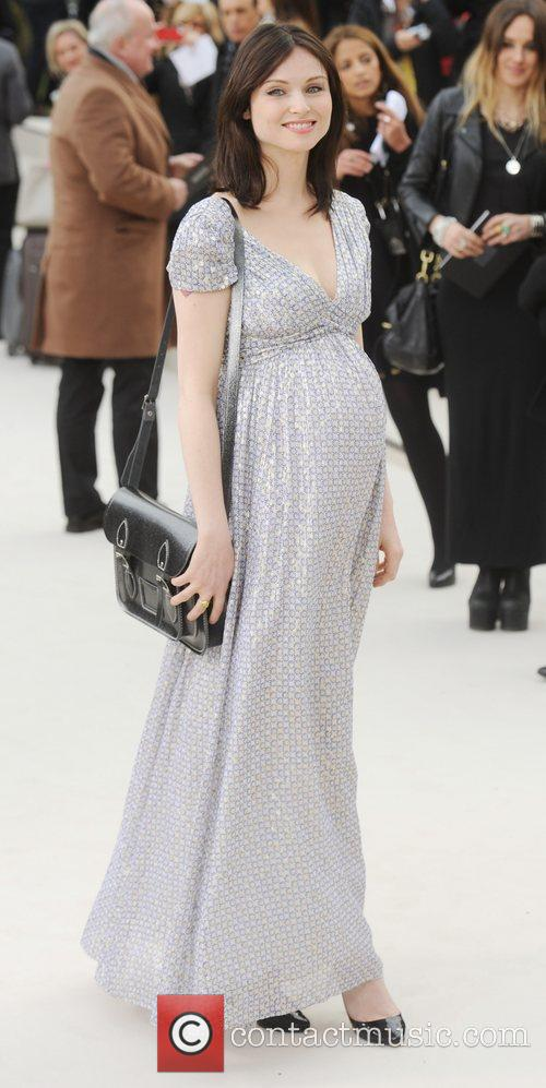 Sophie Ellis-bextor and London Fashion Week 11