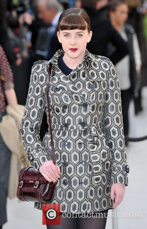 Alexandra Roach and London Fashion Week 3