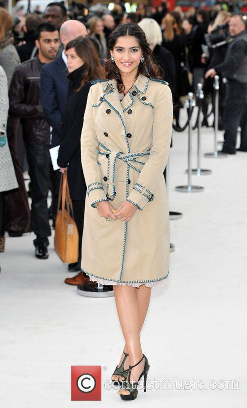 Guest, Clemence Poesy and London Fashion Week 7