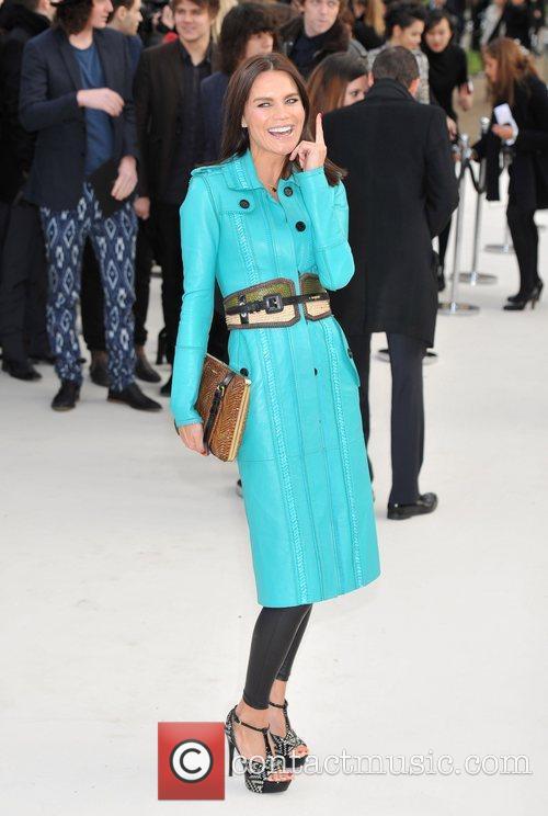 Guest, Sophie Ellis-bextor and London Fashion Week 1