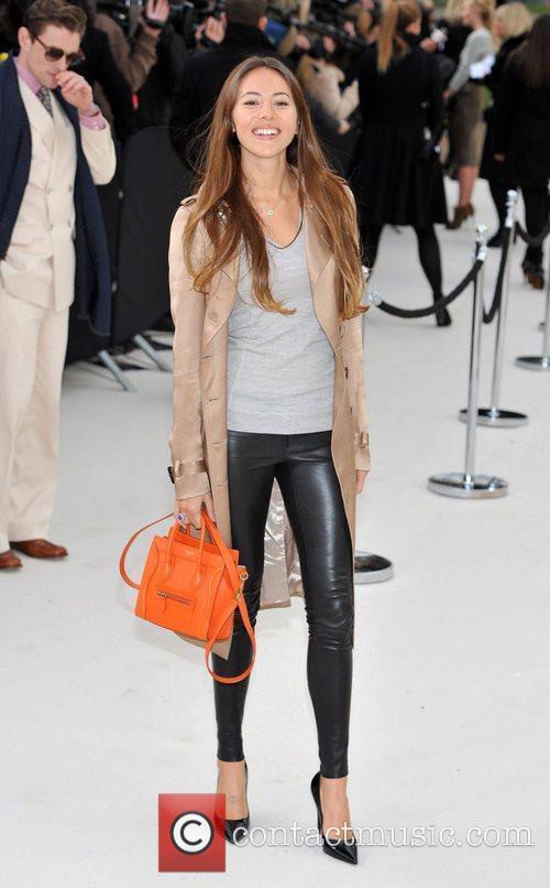 Jessica Michibata London Fashion Week - Autumn/Winter 2012...