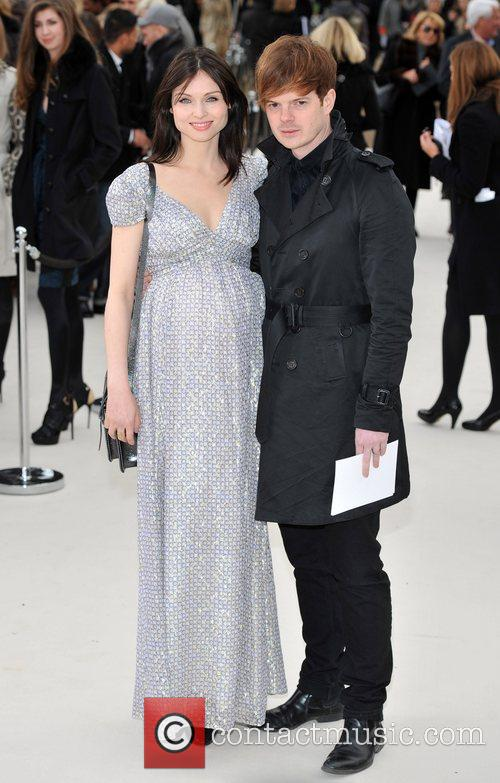 Sophie Ellis-bextor, Richard Jones and London Fashion Week 6